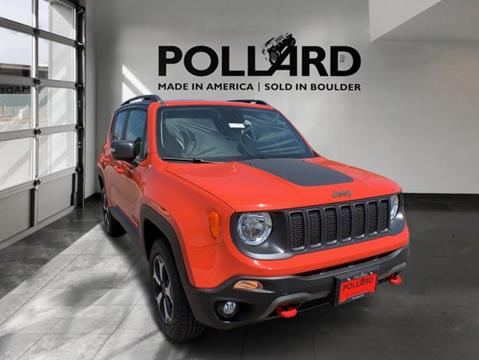 2019 Jeep Renegade for sale in Boulder, CO