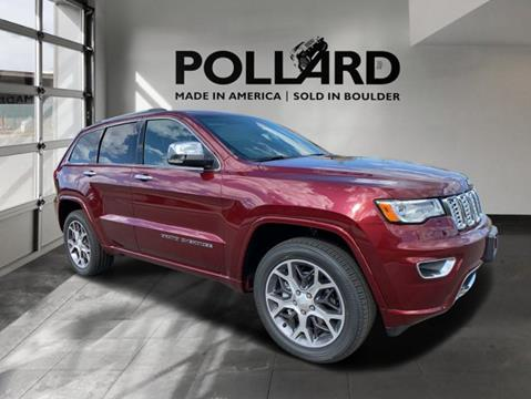2020 Jeep Grand Cherokee for sale in Boulder, CO