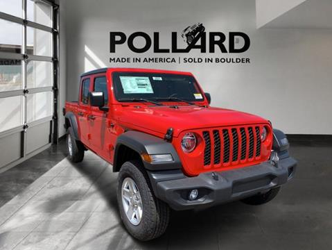 2020 Jeep Gladiator for sale in Boulder, CO