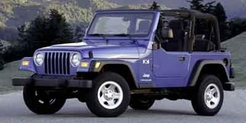 2004 Jeep Wrangler for sale in Boulder, CO