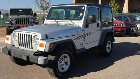 2004 Jeep Wrangler for sale in Boulder, CO