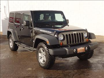 2012 Jeep Wrangler Unlimited for sale in Boulder, CO