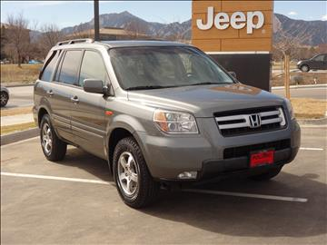 2007 Honda Pilot for sale in Boulder, CO