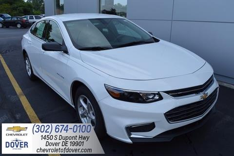2017 Chevrolet Malibu for sale in Dover, DE