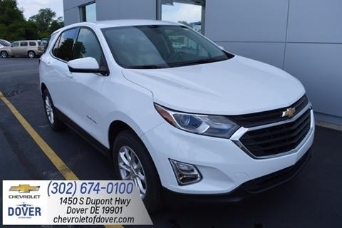 2018 Chevrolet Equinox for sale in Dover, DE