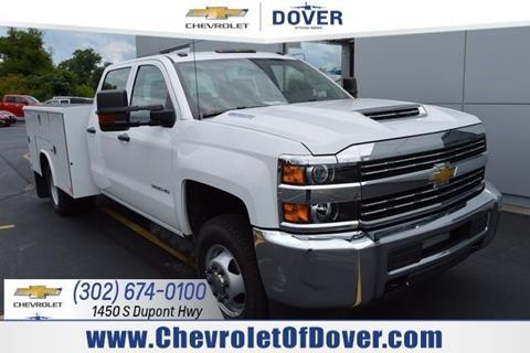 2017 Chevrolet Silverado 3500HD CC for sale in Dover, DE