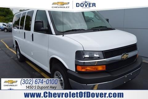 2017 Chevrolet Express Passenger for sale in Dover, DE