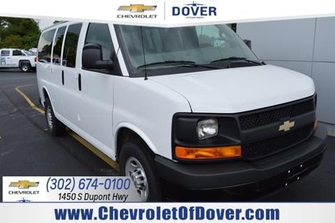 2017 Chevrolet Express Passenger for sale in Dover, DE