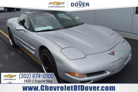 1998 Chevrolet Corvette for sale in Dover, DE