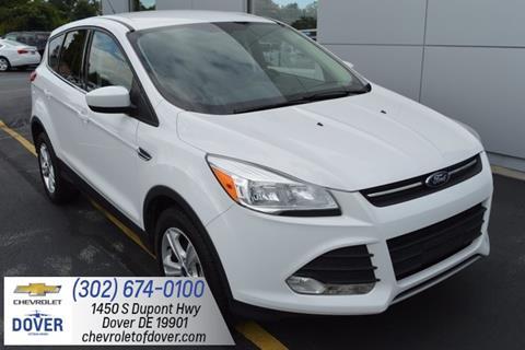2014 Ford Escape for sale in Dover, DE