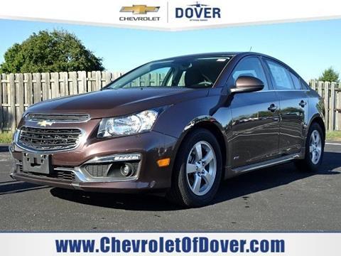 2015 Chevrolet Cruze for sale in Dover, DE
