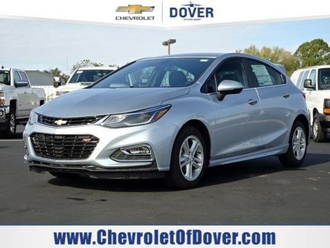 2018 Chevrolet Cruze for sale in Dover, DE