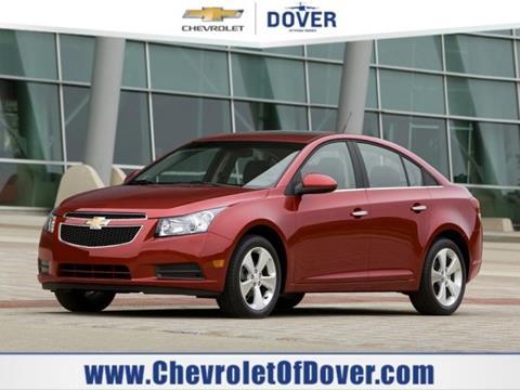 2012 Chevrolet Cruze for sale in Dover, DE