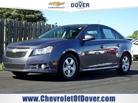 2014 Chevrolet Cruze for sale in Dover, DE