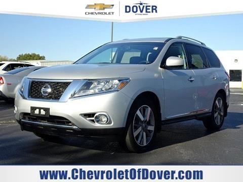 2014 Nissan Pathfinder for sale in Dover, DE