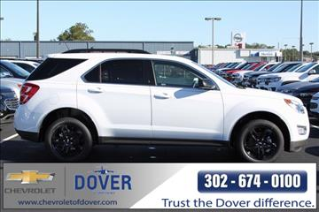 2017 Chevrolet Equinox for sale in Dover, DE