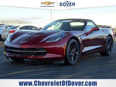2017 Chevrolet Corvette for sale in Dover, DE