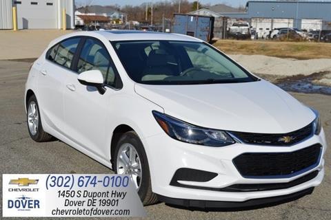 2017 Chevrolet Cruze for sale in Dover, DE