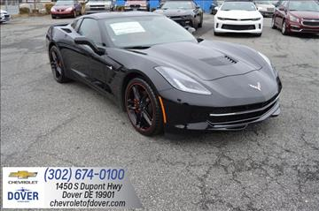 2017 Chevrolet Corvette for sale in Dover, DE