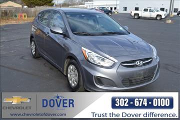 2015 Hyundai Accent for sale in Dover, DE
