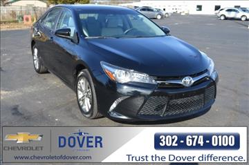 2016 Toyota Camry for sale in Dover, DE