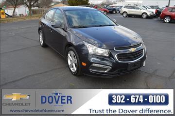 2016 Chevrolet Cruze Limited for sale in Dover, DE