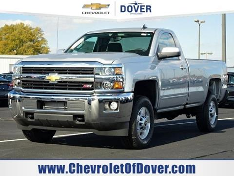 2017 Chevrolet Silverado 2500HD for sale in Dover, DE
