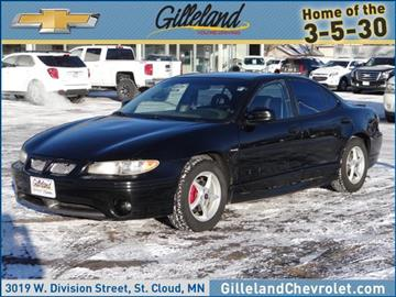 2000 Pontiac Grand Prix for sale in Saint Cloud, MN