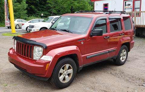2010 Jeep Liberty for sale in Woodridge, NY