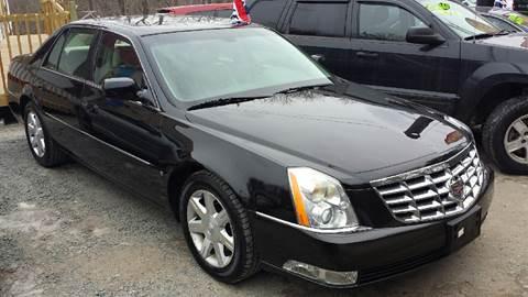2007 Cadillac DTS for sale in Woodridge, NY