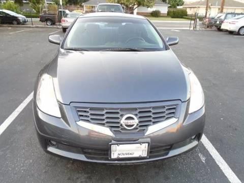 2008 Nissan Altima for sale in San Jose, CA