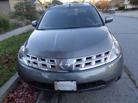 2006 Nissan Murano for sale at Inspec Auto in San Jose CA