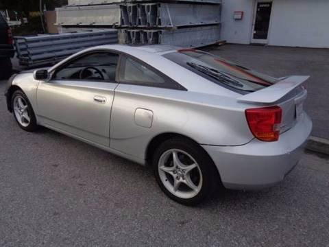 2000 Toyota Celica for sale at Inspec Auto in San Jose CA