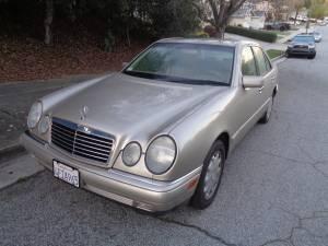 1999 Mercedes-Benz E-Class for sale at Inspec Auto in San Jose CA