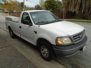 2002 Ford F-150 for sale at Inspec Auto in San Jose CA