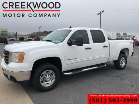 2008 GMC Sierra 2500HD for sale in Searcy, AR