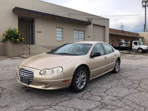 1999 Chrysler LHS for sale in Dallas, TX