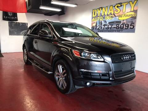 2008 Audi Q7 for sale in Dallas, TX