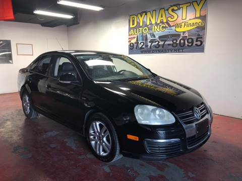 2007 Volkswagen Jetta for sale at Dynasty Auto in Dallas TX