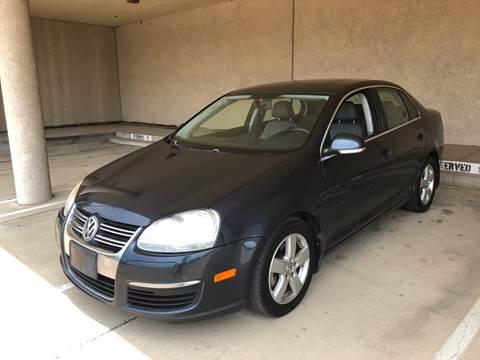 2008 Volkswagen Jetta for sale at Dynasty Auto in Dallas TX
