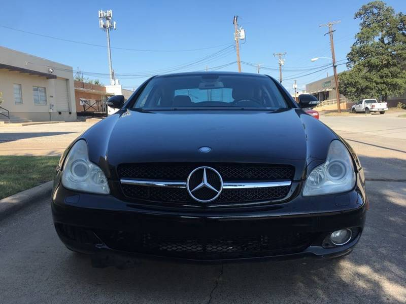 2008 Mercedes Benz CLS For Sale At Dynasty Auto In Dallas TX