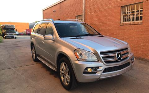 2011 Mercedes-Benz GL-Class for sale at Dynasty Auto in Dallas TX