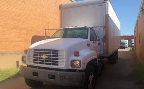 1999 Chevrolet C7500 for sale in Dallas, TX