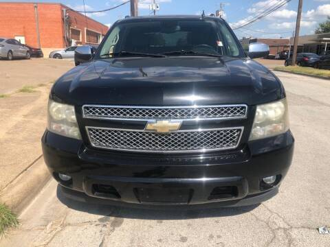2009 Chevrolet Avalanche for sale at Dynasty Auto in Dallas TX