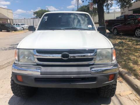 1998 Toyota Tacoma for sale at Dynasty Auto in Dallas TX