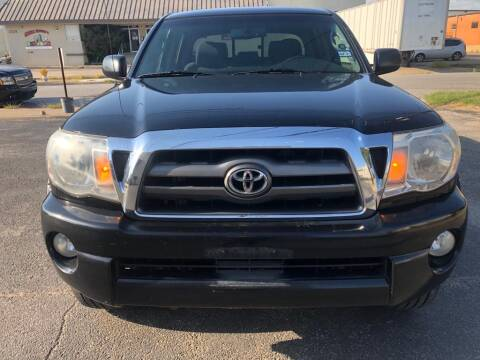 2010 Toyota Tacoma for sale at Dynasty Auto in Dallas TX
