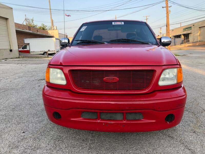 2004 Ford F-150 Heritage for sale at Dynasty Auto in Dallas TX