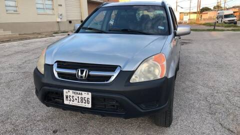 2004 Honda CR-V for sale at Dynasty Auto in Dallas TX