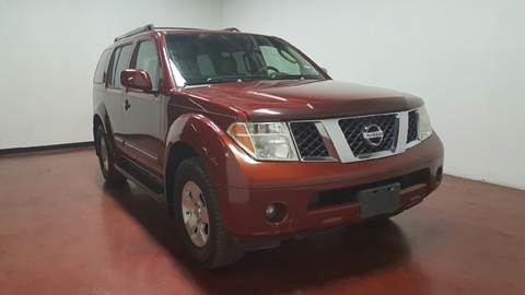 2007 Nissan Pathfinder for sale in Dallas, TX