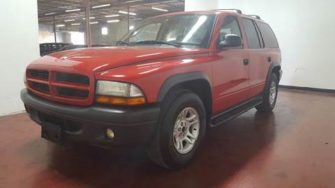 2003 Dodge Durango for sale in Dallas, TX